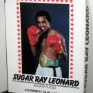 Sugar Ray Leonard 275 Piece Jigsaw Puzzle Boxing WBC Olympic Gold Medalist 1980 COMPLETE Baron Scott