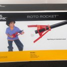 Roto Rocket Air Launched Powered National Geographic Box Instructions New 2007