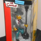 The Simpsons Mr Burns Scrooge Figure Animated Singing Talking Monty Gemmy NIB 2003 Electronic