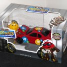 M&M's Under the Hood Candy Dispenser Variant Variation Chase Plain Red Peanut Yellow NIB