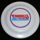 Farrell's Restaurant Ice Cream Parlour Lot Humphrey Flyer + Glass Handled Mugs Flying Disk Disc