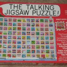 Talking Jigsaw Puzzle The Office Building 560 Pieces Buffalo Games 1991 Don Scott COMPLETE