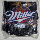 Miller Beer Inflatable Vinyl Black Bat Blow-Up 3 Feet Wide Halloween Promo Advertising Store Display