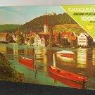 Stein on Rhine Germany 1000 Piece Jigsaw Puzzle 4878 Tranquility MB Milton Bradley 1978 NIB