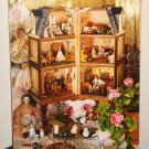 Memories in Miniature 500 Piece Springbok Jigsaw Puzzle PZL4474 1991 Dolls Dollhouse Factory Sealed
