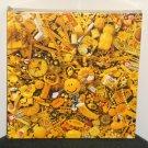 Presenting Yellow 500 Piece Springbok Jigsaw Puzzle PZL2454 NIB Factory Sealed 1991