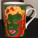 Green Mug + Shot Red Marilyn Monroe 1964 550 Piece Jigsaw Puzzle Andy Warhol 2318-2 Ceaco SEALED