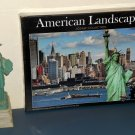 Statue of Liberty Lot M&M's World Ms Colbar Art Figurine New York City Cityscape Springbok Puzzles