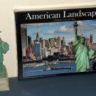 Statue of Liberty Lot M&M's World Ms Colbar Art Figurine New York City Cityscape Springbok Puzzles