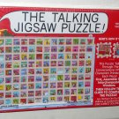 NIB Talking Jigsaw Puzzle The Office Building 560 Pieces Buffalo Games 1995 Don Scott