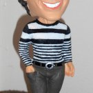 Greg Brady Bunch Head Knockers Bobblehead Bobble Head Bobber Nodder Barry Williams 2002