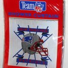 New England Patriots Vinyl 70 x 72 Shower Curtain NIP Team NFL Clear Jay Franco 809 Football