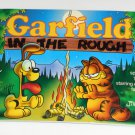Garfield in the Rough 3rd Third TV Special Cat Paperback Book Soft Cover Odie PAWS Jim Davis