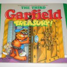 The 3rd Third Garfield Treasury Cat Paperback Book Soft Cover Odie PAWS Jim Davis