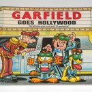 Garfield Goes Hollywood 6th Sixth TV Special Cat Paperback Book Soft Cover Odie PAWS Jim Davis