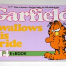 Garfield Swallows His Pride Fourteenth 14th Book Cat Paperback Soft Cover Odie PAWS Jim Davis