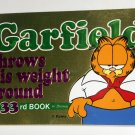 Garfield Throws His Weight Around Thirty Third 33rd Book Cat Paperback Soft Cover Odie PAWS