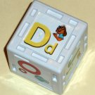 Replacement Block Part D-I-J-O-U-ABC Leap's Phonics Railroad 21025 LeapFrog 2002