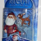 Skinny Santa Action Figure Baby Rudolph & the Island of Misfit Toys Jingle Bell Harness NIP