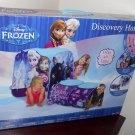 Disney Frozen Discovery Hut Playhut with Tunnel EZTwist