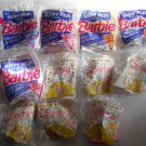 McDonald's Happy Meal Toy Barbie Doll Lot 1991 1992