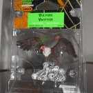 Vulture Figurine Lemax 52100 Spooky Town Collection 2005 Halloween