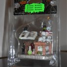 Warlock's Workshop Figurine Magic Potions Lemax 24474 Spooky Town Collection 2012 Halloween