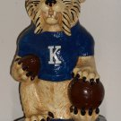 UK University of Kentucky Wildcats 10 Inch Mascot Figurine Plaster Mattei Advertising Displays NCAA