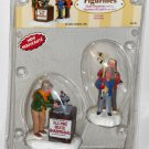 Lemax Christmas Village 52145 Skate Sharpener Polyresin Figurines 2005 NIP