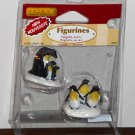 Lemax Christmas Village Accessory 62235 Penguins Set of 2 Polyresin Figurines 2006 NIP