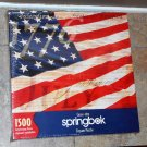 Springbok Call To Freedom 1500 Piece Jigsaw Puzzle PZL4801 1776 NIB Factory Sealed