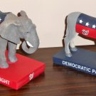Washington Nationals Bobblehead Bobble Head Figurine Lot Clippard Span Hoover Mascot Elephant Donkey