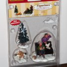 Lemax Christmas Village Accessory 52085 First Time Skater Polyresin Figurines 2005 NIP