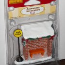 Lemax Christmas Village Collection Accessory 44228 Bus Stop Shelter 2004 NIB