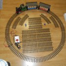LGB The Big Train 72302 Starter Set G Gauge Lehmann Gross Bahn Electric German Quality Extra Track