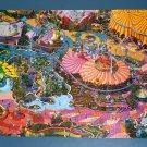 Crazy Carnival 500 Piece Springbok Jigsaw Puzzle 1JIG01326 COMPLETE