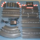 Carrera 124 132 Slot Car Digital Track Parts Lot Power Supply Adapter Straight Curve Switch Command