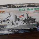 USS New York LPD-21 Ship Plastic Model Kit 7110 Dragon 1:700 Scale Modern Sea Power Series NIB