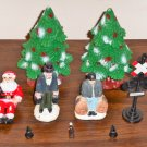 Replacement Accessories People Coca Cola Santa Steam Train Set K-1309 Coke Claus Holiday K-Line
