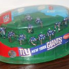 McFarlane Toys New York NY Football Giants Ultimate Team Set Blue Jerseys Figures NFL 2007 Manning