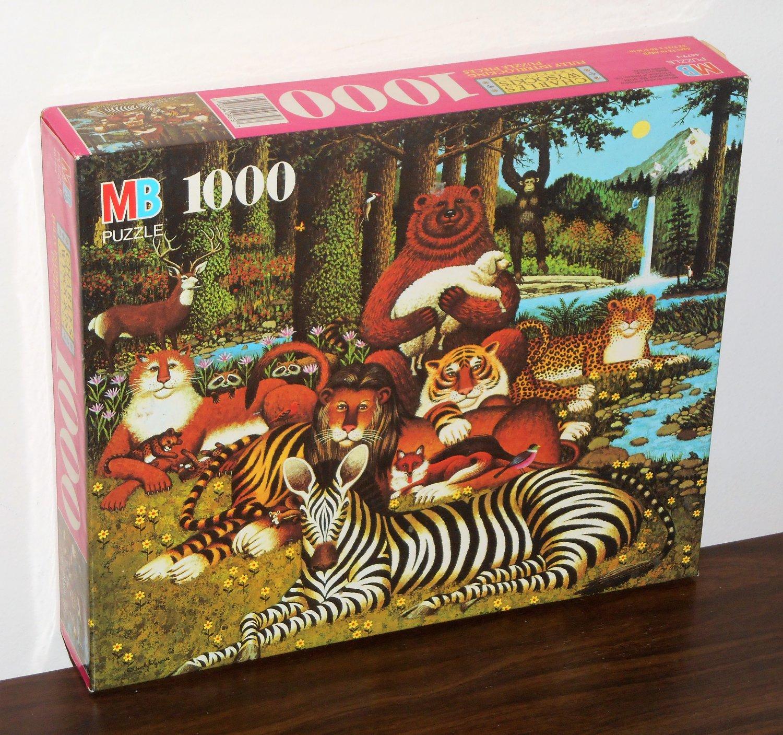 Charles Wysocki 1000 Piece Jigsaw Puzzle Chumbuddies 4679-4 NIB Factory Sealed
