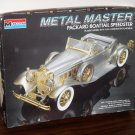 Metal Master Packard Boattail Speedster Model Kit 2311 Monogram Never Built 1988