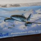 Messerschmitt Me262 A-1a Plastic Model Kit German Fighter Bomber 1:48 Scale Revell 85-5499 NIB