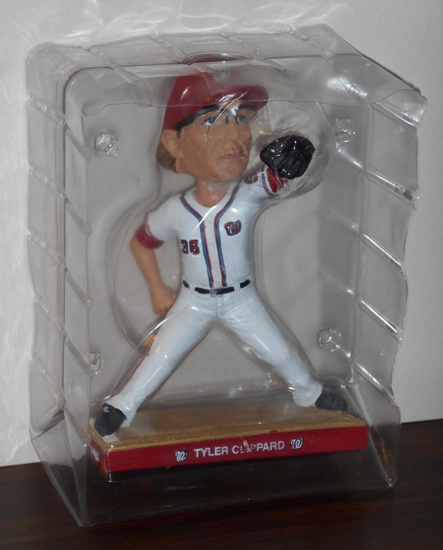 Washington Nationals Baseball Pitcher Tyler Clippard Bobble Head Bobblehead Doll Nodder 2014 MLB