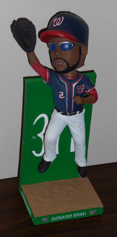 Denard Span Washington Nationals Baseball Player Bobble Head Bobblehead Doll Nodder 2014 MLB