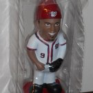 Ben Revere 9 Garden Gnome Statue Sculpture 2016 Washington Nationals Baseball NIB
