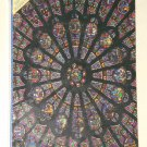A Window To Heaven 550 Piece Jigsaw Puzzle Stained Glass T1861 Warner Press Factory Sealed NIB