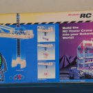 Rokenbok System 04709 Wireless RC Tower Crane New in Open Box Complete with Bonus CD ROM