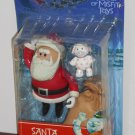 Fat Santa Action Figure Rudolph & the Island of Misfit Toys Spotted Elephant NIP