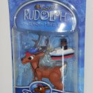 Coach Comet Action Figure Rudolph & the Island of Misfit Toys Tugboat Boat NIP